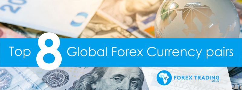 Top 8 Currency Pairs