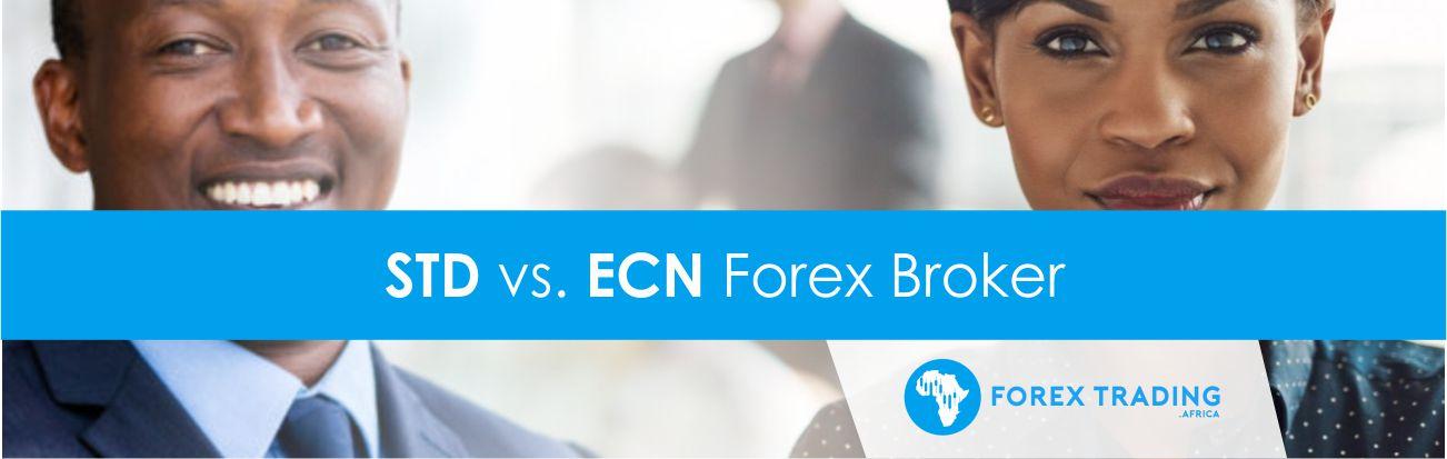 STD vs ECN Broker
